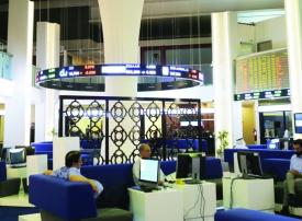 بورصة دبي الأعلى في أربعة أشهر والبتروكيماويات تدعم السعودية