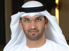 سلطان الجابر على رأس قائمة الـ 50 الأكثر تأثيراً في قطاع النفط والغاز