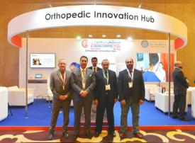 أول مركز بالشرق الأوسط لاستبدال الركبة بتقنية الطباعة ثلاثية الأبعاد يفتتح في دبي