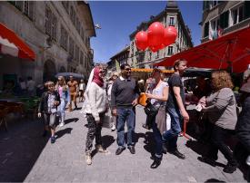 لوزان، وجهة سياحية تجمع ما بين المطاعم الفاخرة ومراكز التسوق العالمية