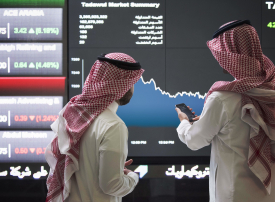 البنوك تصعد بالبورصة السعودية وسوق دبي تواصل المكاسب