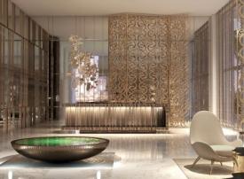 «إعمار بيتشفرونت» برج سكني في دبي بلمسات إيلي صعب