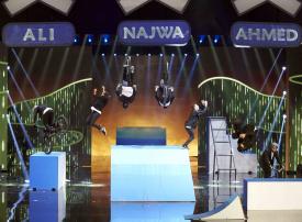 فريق لبناني يبھر العالم و ينتقل إلى النهائيات في Arabs Got Talent