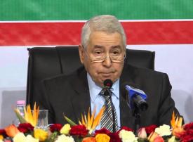 برلمان الجزائر يعين عبد القادر بن صالح رئيساً مؤقتاً