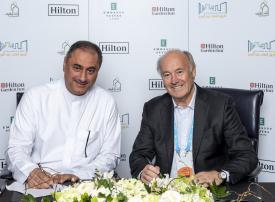 هيلتون تواصل توسعها في السعودية مع 2،000 غرفة إضافية في مكة المكرمة