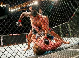 """أبوظبي للإعلام  الناقل الحصري لبطولة """"UFC"""" للفنون القتالية"""