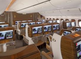 طيران الإمارات تشغل البوينج 777 الجديدة إلى الرياض والكويت