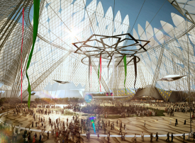 إكسبو 2020 دبي يعزز الاقتصاد الإماراتي بواقع 122.6 مليار درهم في 2031