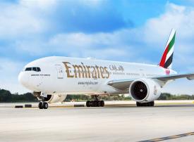 """طيران الإمارات: اكتمال تغيير التصميم الداخلي لـ 10 طائرات بوينغ """"777-200LR"""""""
