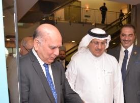 المصرف العراقي للتجارة يفتح أول فرع مصرفي في المملكة العربية السعودية
