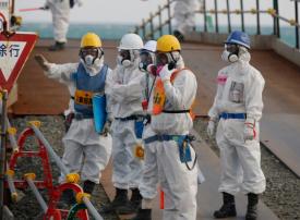 تأشيرات للأجانب لتنظيف موقع فوكوشيما النووي في اليابان