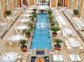 فنادق في دبي تطرح تخفيضات مبكرة لحجز مقعد على مائدة رمضان