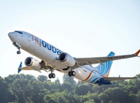 فلاي دبي تسعى لتعويض من شركة بوينغ بعد منع طائرات ماكس عن التحليق