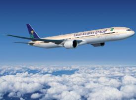 رسالة SMS خاطئة تتسبب بإقلاع رحلة للخطوط السعودية بأربعة ركاب فقط!