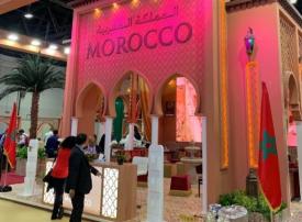 المغرب تحصد جائزة أفضل جناح في معرض سوق السفر العربي 2019