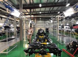 طرح أول سيارة إماراتية الصنع في الأسواق المحلية والعربية نهاية 2019
