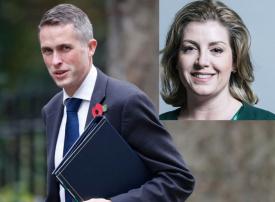 وزيرة دفاع جديدة لبريطانيا بعد إقالة وزير الدفاع جافين وليامسون بسبب هواوي