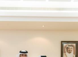 شركة بناء المستشفيات الدولية تفوز بجائزة أفضل مشروع رعاية صحية للمستشفى السعودي الألماني بعجمان