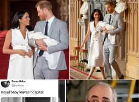 بي بي سي تفصل مذيعا بعد تعليق عنصري على مولود الأمير هاري
