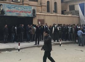 الإعدام والسجن لـ 10 مصريين في قضية هجوم على كنيسة حلوان