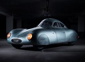 شاهد أقدم سيارة بورش قد تباع بـ 20 مليون دولار في مزاد