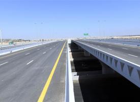 طرق دبي تنجز 90% من مشروع تطوير محور شارع طرابلس
