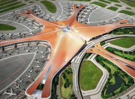 إعمار الإماراتية تساهم بتطوير منطقة لاقتصاد الطيران في مطار بكين داشينغ الدولي