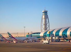 افتتاح المدرج الجنوبي في مطار دبي الدولي