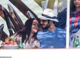 الباباراتزي تلاحق ريهانا وحبيبها الملياردير السعودي على شواطئ إيطاليا