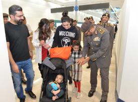 إقامة دبي تنهي إجراءات مليون و302 ألف و460 مسافر خلال عطلة عيد الفطر
