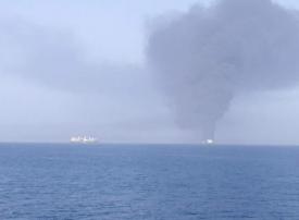 أسعار النفط تصعد بعد استهداف ناقلتي نفط في خليج عُمان