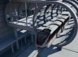 فيديو: وزير النقل يكشف أحدث وسيلة نقل في مصر