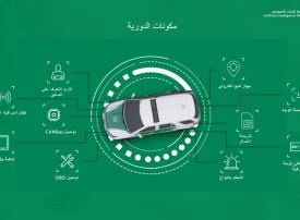 شرطة دبي تجهز 2000 سيارة ذكية العام الجاري