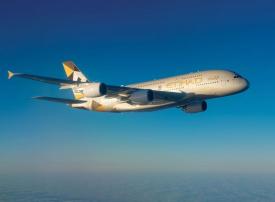 الاتحاد للطيران تحذر من تأخر بعض الرحلات بعد تعليق عملياتها عبر المجال الجوي الإيراني