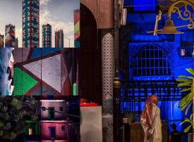 أول مزاد فني خيري في السعودية يدر الملايين
