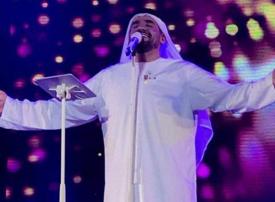 ليلة حسين الجسمي تختتم مهرجان موازين بالمغرب