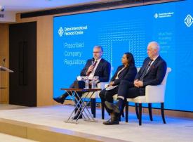 مركز دبي المالي يقر أنظمة جديدة مرنة لهيكلة الشركات «المحددة»