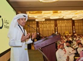 الملياردير محمد العبار يقول للبائعين في الرياض إن نون هي شركتكم