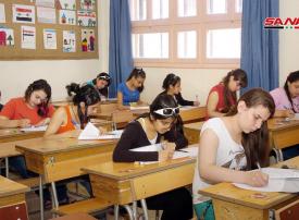 وزارة التربية السورية تحدد موعد التسجيل في الدورة الامتحانية الثانية للثانوية العامة