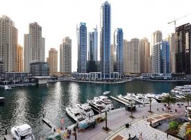 44 % من المستثمرين العقاريين في دبي من غير المقيمين