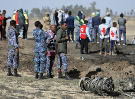 بوينغ تقدم 100 مليون دولار لأسر ضحايا حادثي 737 ماكس