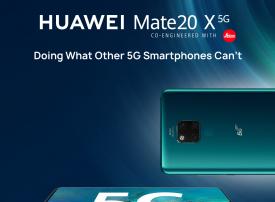 انطلاق العصر الفعلي لـ 5G.. هواوي تطلق ملك هواتف الجيل الخامس