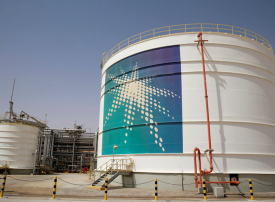 أرامكو السعودية مهتمة بمشروعين للغاز الطبيعي في أوزبكستان
