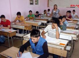 وزارة التربية السورية تتهيأ لإصدار نتائج امتحانات التعليم الأساسي