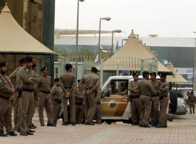 كم معتقل في سجون أمن الدولة السعودية؟