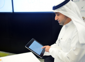 الإمارات الأولى عالمياً في إطلاق نطاق إلكتروني من حرف واحد لبوابتها الرسمية