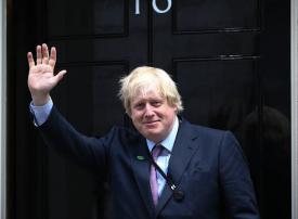 بوريس جونسون رئيساً لوزراء بريطانيا خلفاً لتيريزا ماي