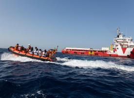 ثماني دول أوروبية توافق على آلية لتوزيع واستضافة المهاجرين