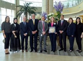 اعتماد مستشفى دانة الامارات من قبل مؤسسة التقييم الجراحية الأمريكية