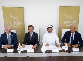 شركتين سعودية وإماراتية تبنيان قرية سكنية لـ 10 آلاف عامل في مشروع البحر الأحمر